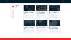 Atrocities Watch Africa Website