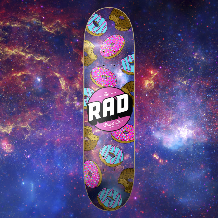 The RAD Board Co. Donut Galaxy