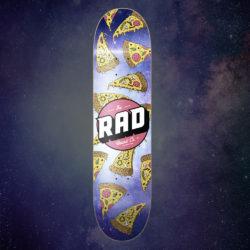 The RAD Board Co. Pizza Galaxy