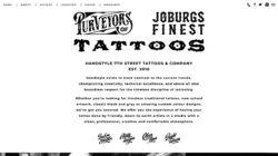 Handstyle Tattoos