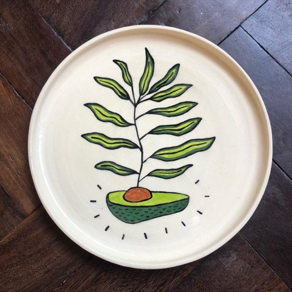 Avo Plate